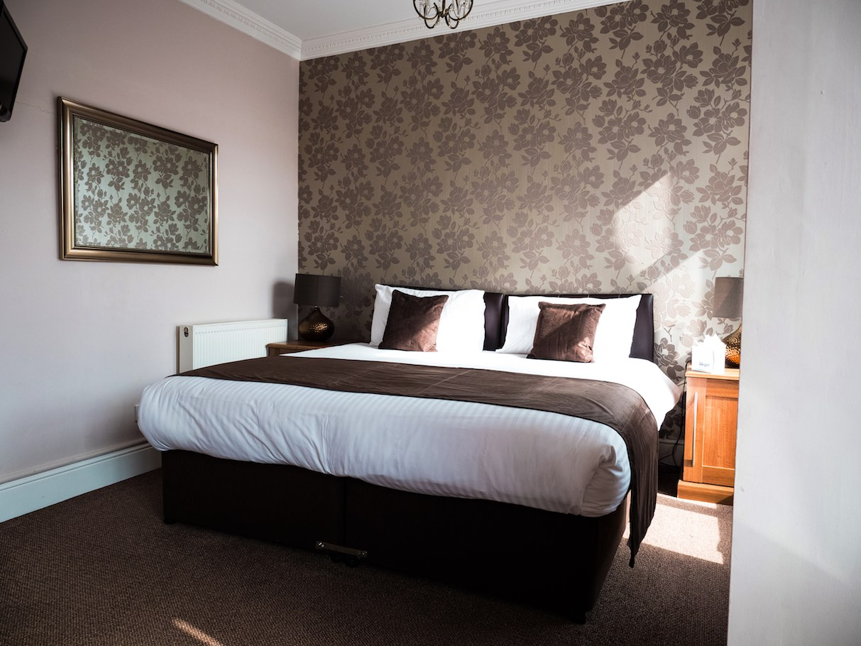 Double Room | HQ Bar Isle of Man