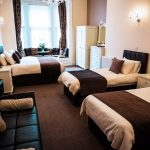 Large Family room | HQ Bar and Restaurant Isle of Man
