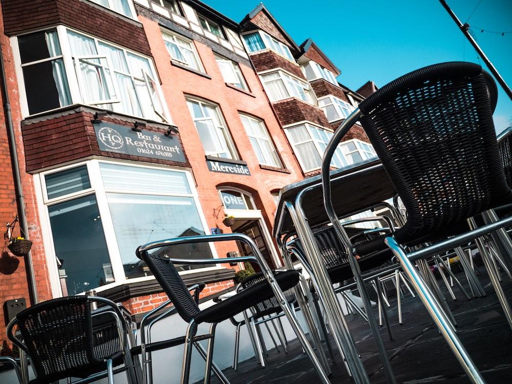 HQ Bar & Guest House Isle of Man