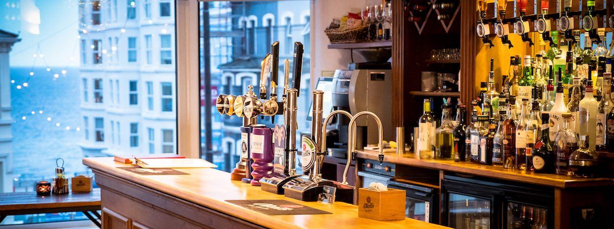 HQ Bar Isle of Man